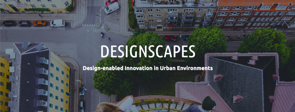 Design-enabled Innovation in Urban Environments