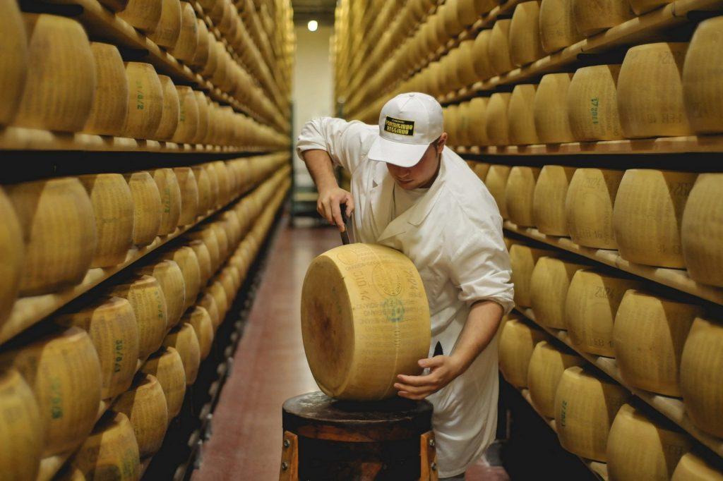 Hombre farm Parmigiano | todelli.com