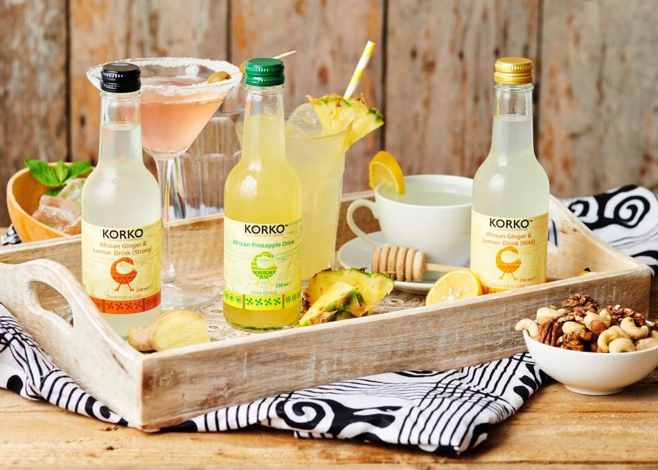 Korko Exotic African Drinks – Todelli