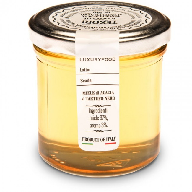Todelli -Honey with Black Truffle