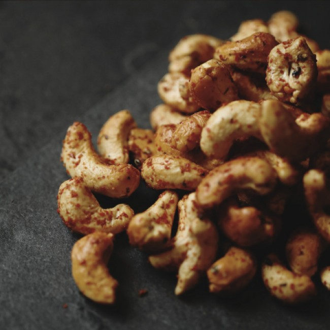 Todelli - Firecracker Whisky Smoked Cashews