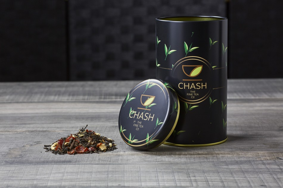 Chash Tea on Todelli – a great gift for your Valentine