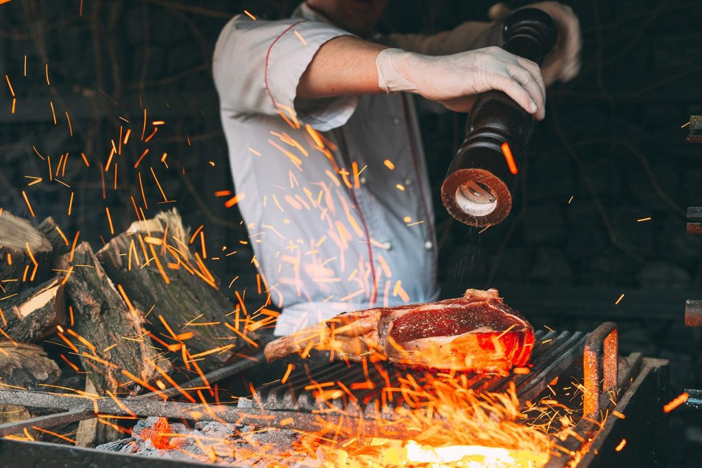 Marinated meat recipe shio koji