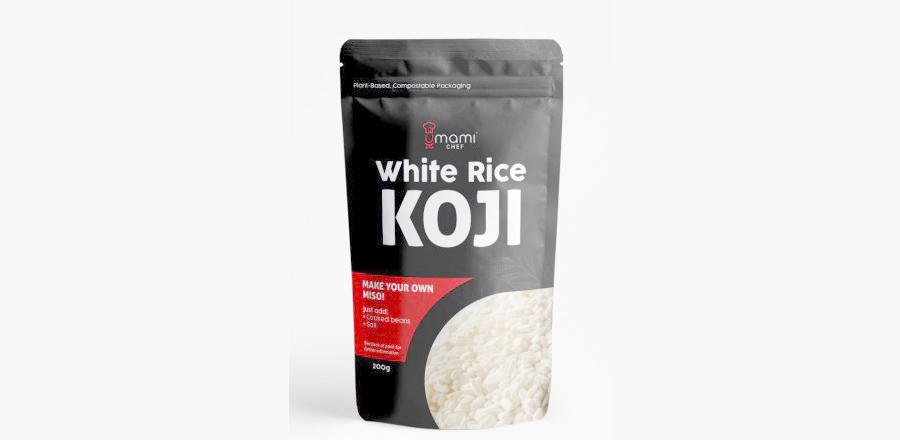 Umami White Koji Rice